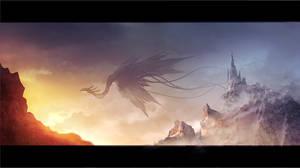 dragon speedpainting