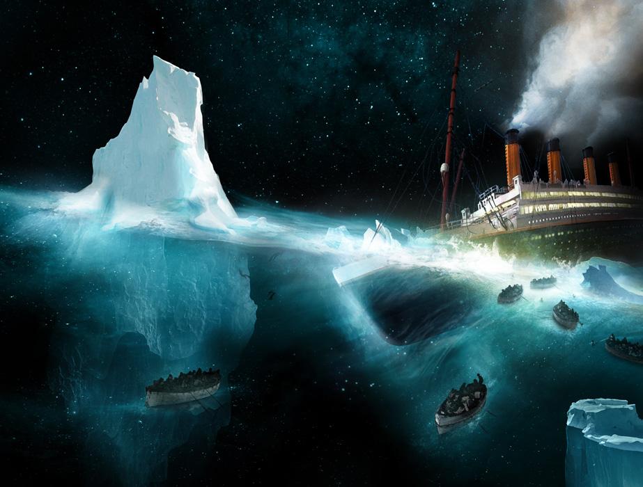 Titanic by sigu