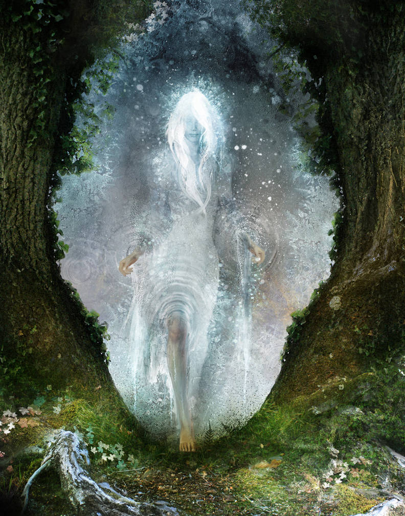 The King of Elfland s Daughter by sigu