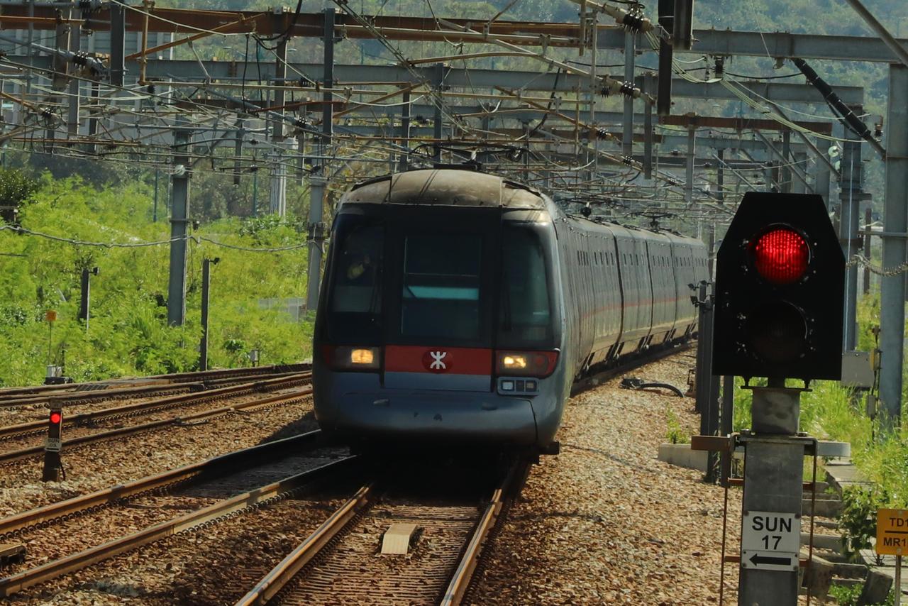 MTR Adtranz-CAF EMU - Hong Kong MTR by NemolaLau on DeviantArt