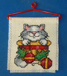 Cross Stitch Ornament 3 by TNHawke