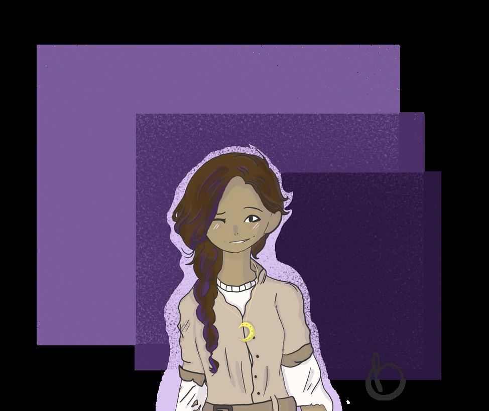 .: Louna :. by Bat-tery