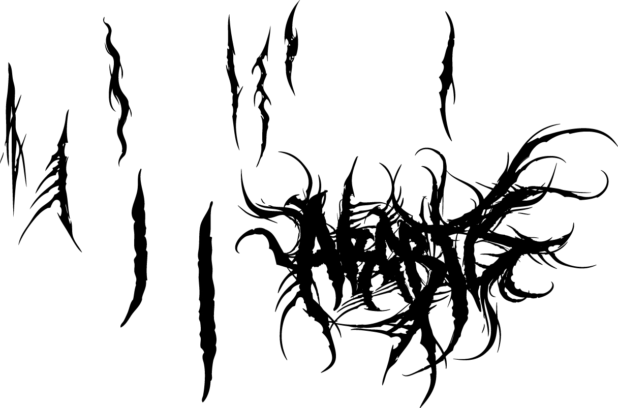 how to make a black metal logo in photoshop