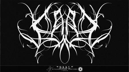 BAAL Logo Design 2