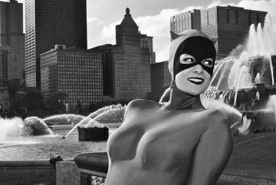 Chicago Catwoman by KingdomofColette