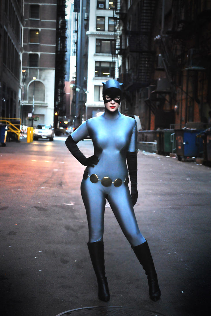 Alley Cat by KingdomofColette