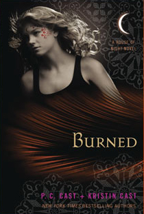 Burned Cover by HouseofNight-RP