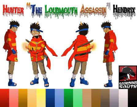 Hunter Hendrix