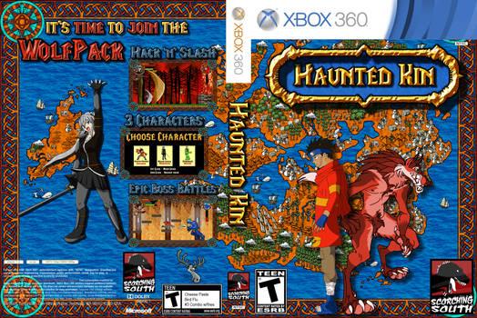 Xbox 360 Box Art: Haunted Kin