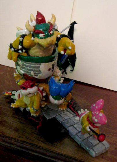 The Koopa Clan by DJN001Fizzman