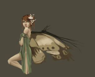 Wood Sprite-Reprise WIP2 by demonsaya