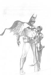 Bat Man by darosa4562