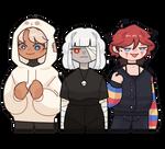 halloween themed humans adopt ota (open 3/3) by lushwuv