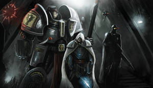 40k: an Inquisitor, Assassin, and GK walk into a..