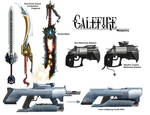 Galefire Weapon Composition