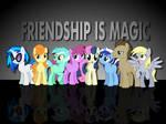 Background Pony Wallpaper