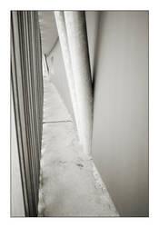 Strange hallway by Grum999