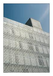 Strange facade by Grum999