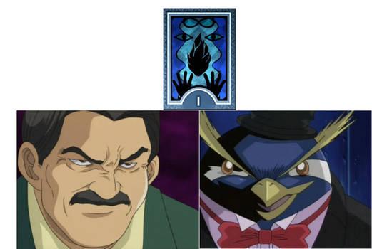 The Magician (Persona) Crump