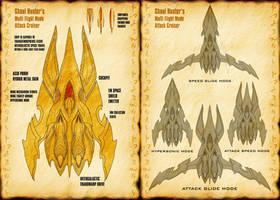 Ghoul Hunters Ship -Cetanu by Uratz-Studios