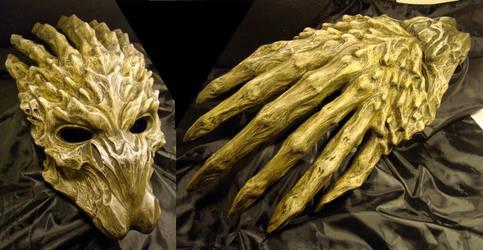 Dragon Hunter Bio Bare Bones 2 by Uratz-Studios