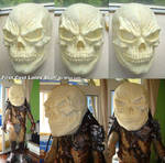 First Latex Skull Cast by Uratz-Studios