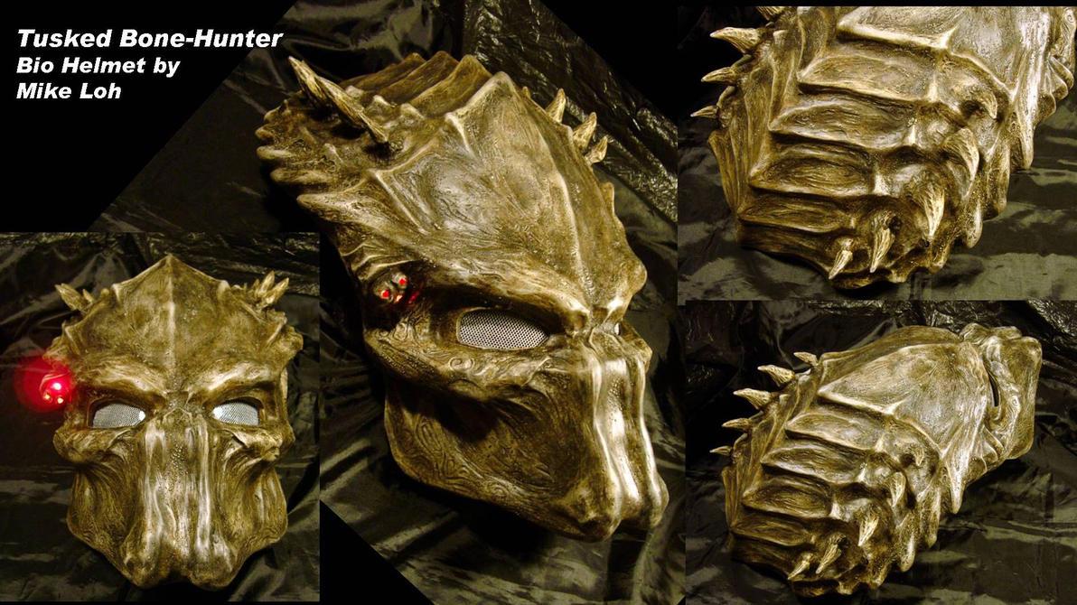 Tusked bone hunter tuskdetails by uratz studios on deviantart - Uratz studios ...