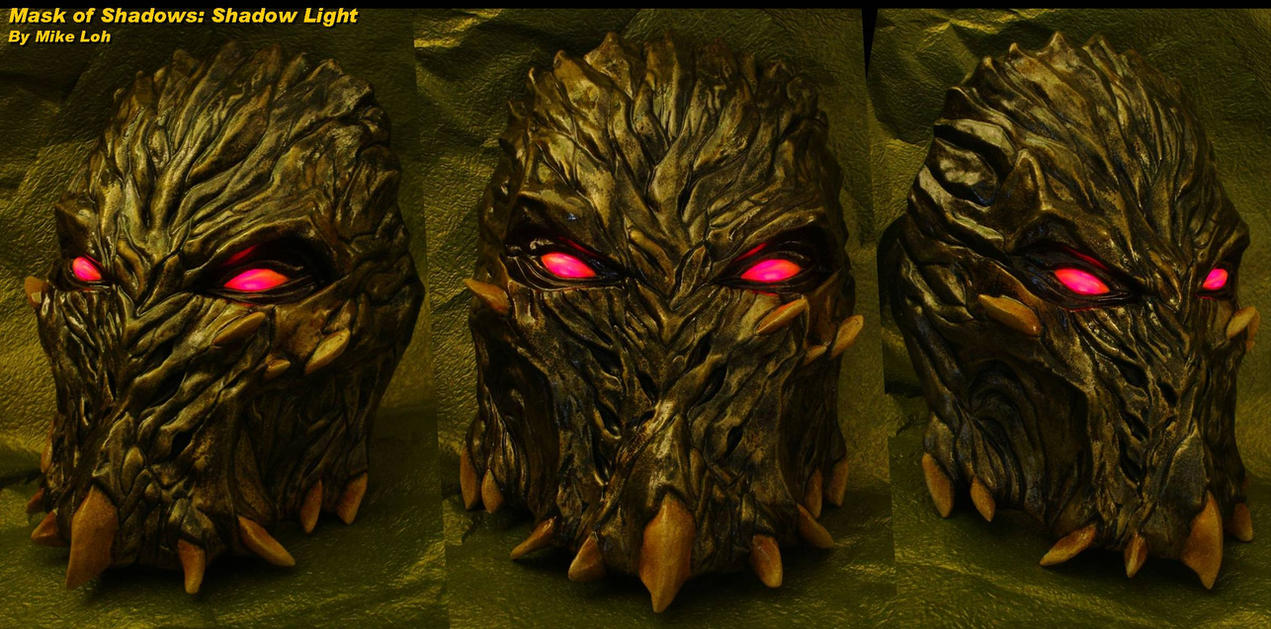 Mask of shadows shadow light by uratz studios on deviantart - Uratz studios ...