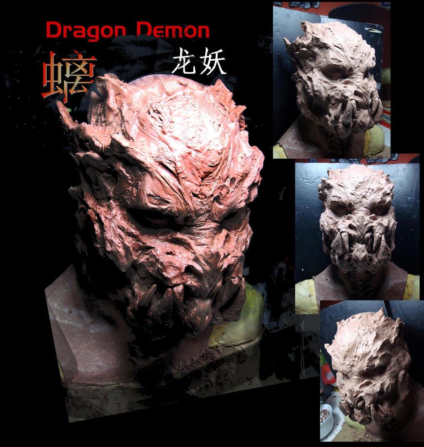 Drgn Dmn - Gaiden Yokai by Uratz-Studios