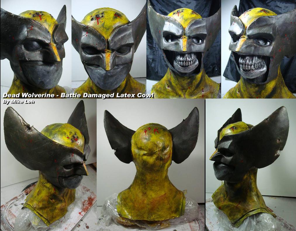 Battle dmg wolverine deadtails by uratz studios on deviantart - Uratz studios ...