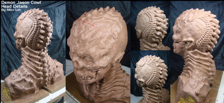 Demon Jason Cowl Details by Uratz-Studios
