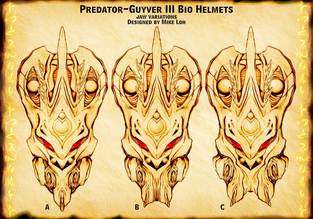 Predaguyver iii variation by uratz studios on deviantart - Uratz studios ...