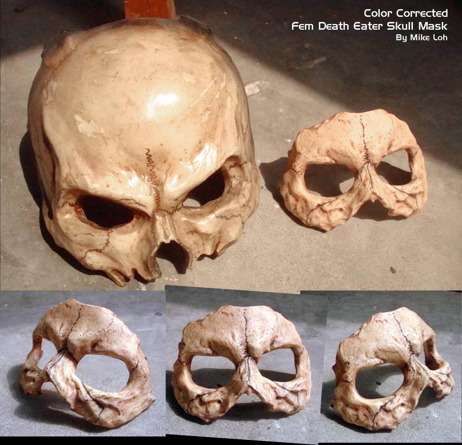 Color corrected skull by uratz studios on deviantart - Uratz studios ...