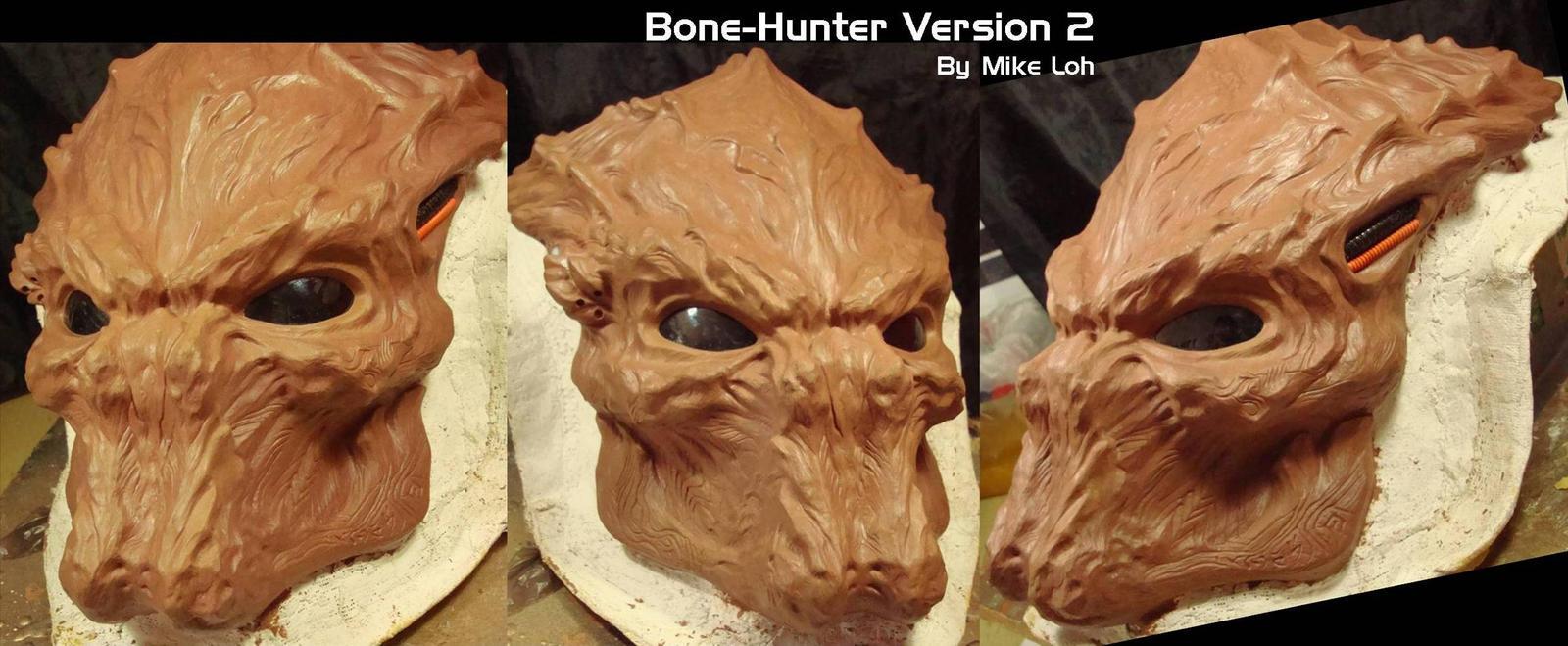 Bonehunter V2 Details by Uratz-Studios