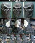 Punisher Demon Hood Prototype