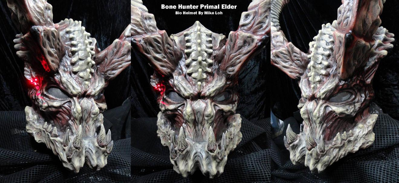 BoneHunter Primal Elder 00 by Uratz-Studios