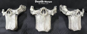 Death Menpo Half Mask