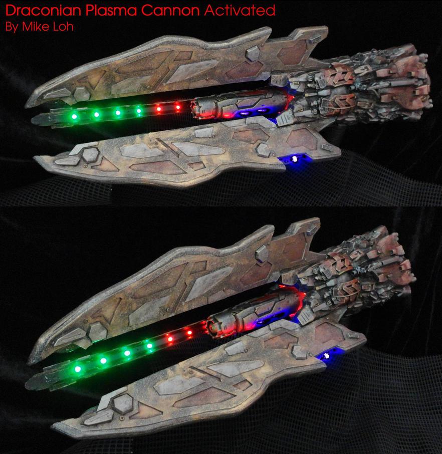 Draconian plasma cannon activated 00 by uratz studios on - Uratz studios ...