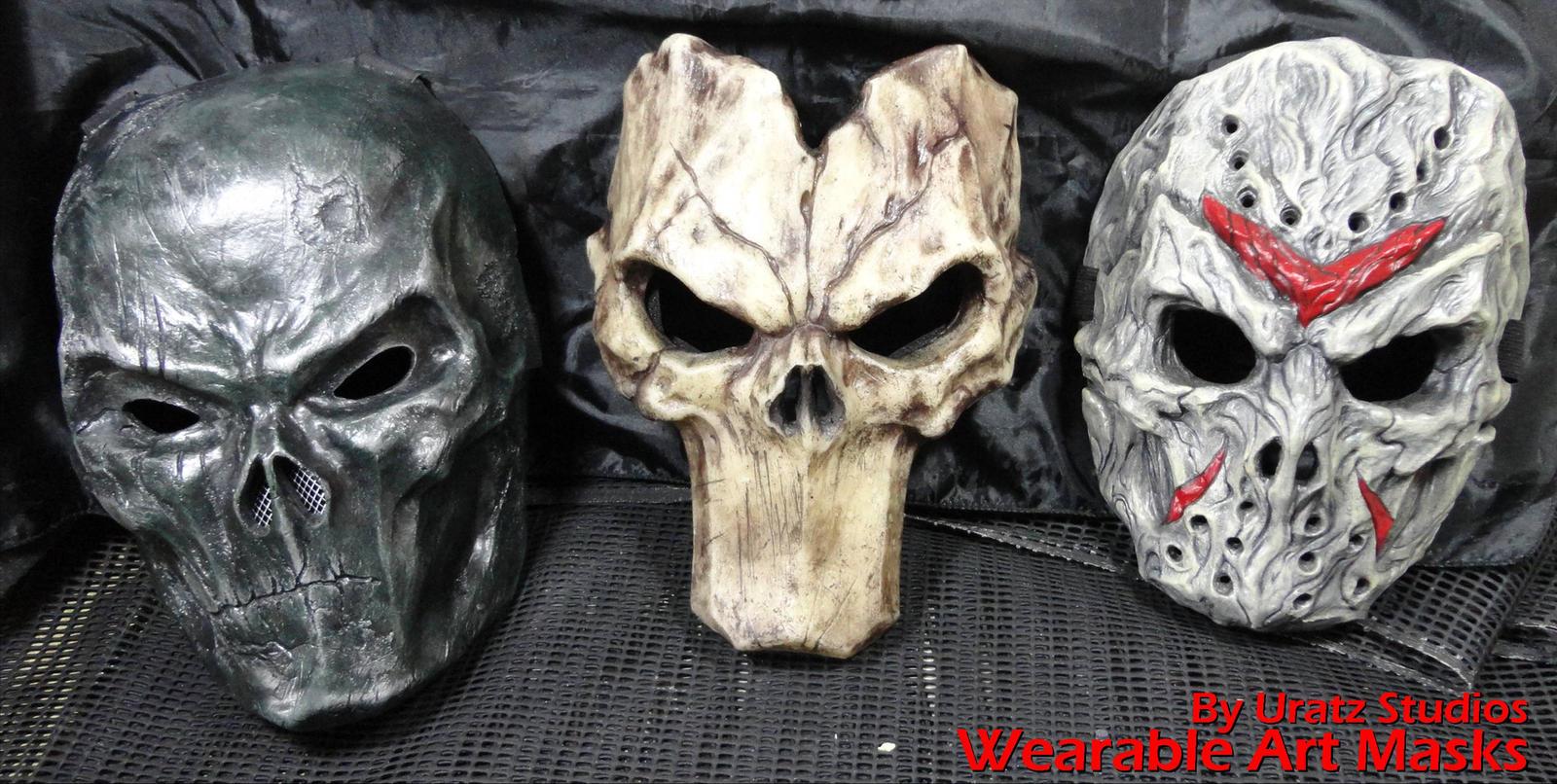 Hide your ugly face with these by uratz studios on deviantart - Uratz studios ...