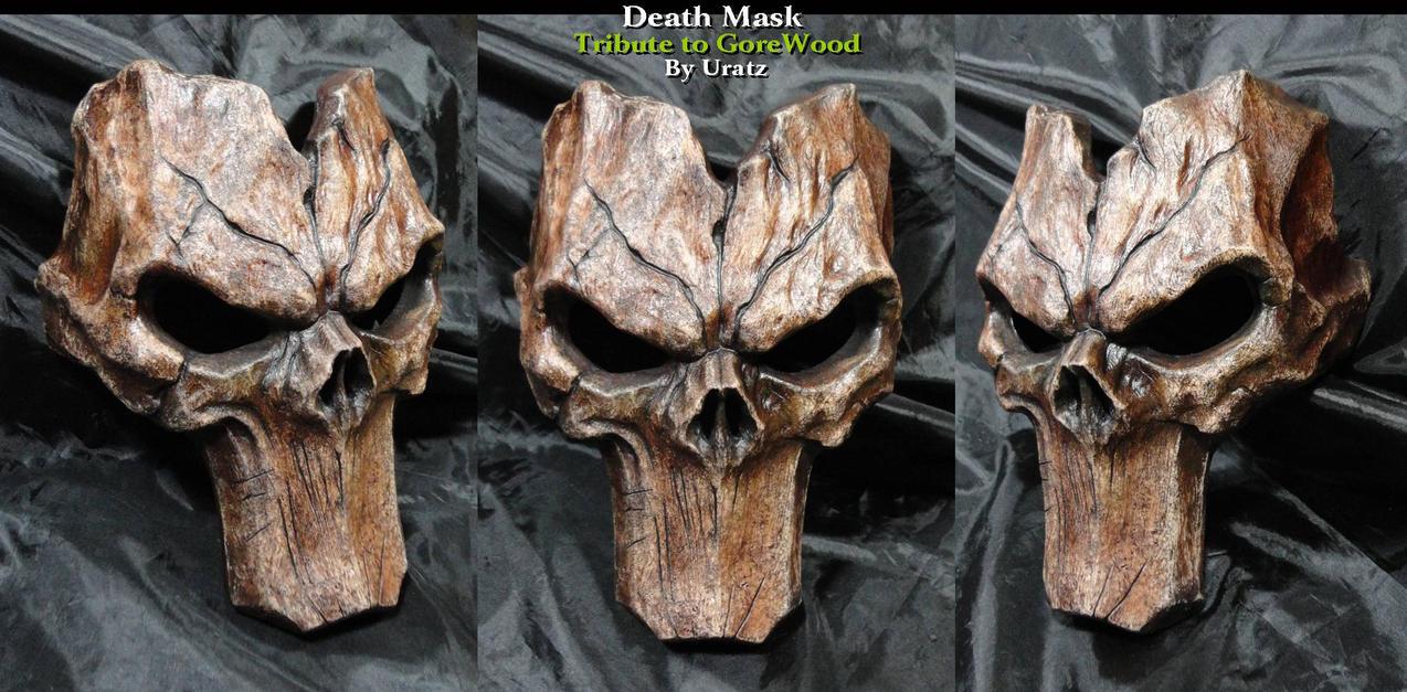 Death mask gorewood tribute by uratz studios on deviantart - Uratz studios ...