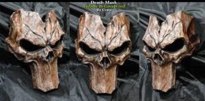 Death mask GoreWood Tribute