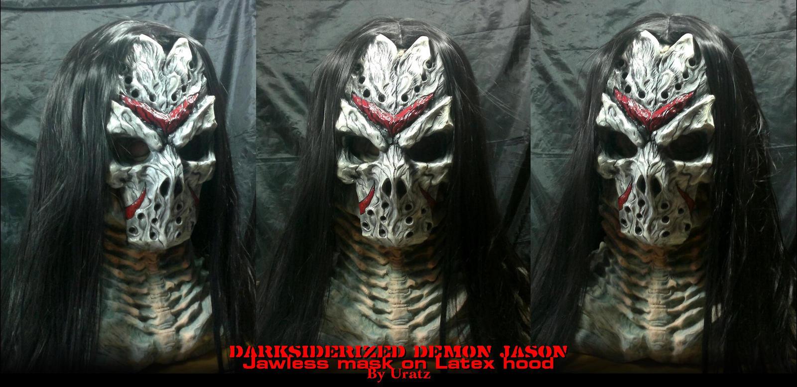 Darksiderized demon jason hood by uratz studios on deviantart - Uratz studios ...