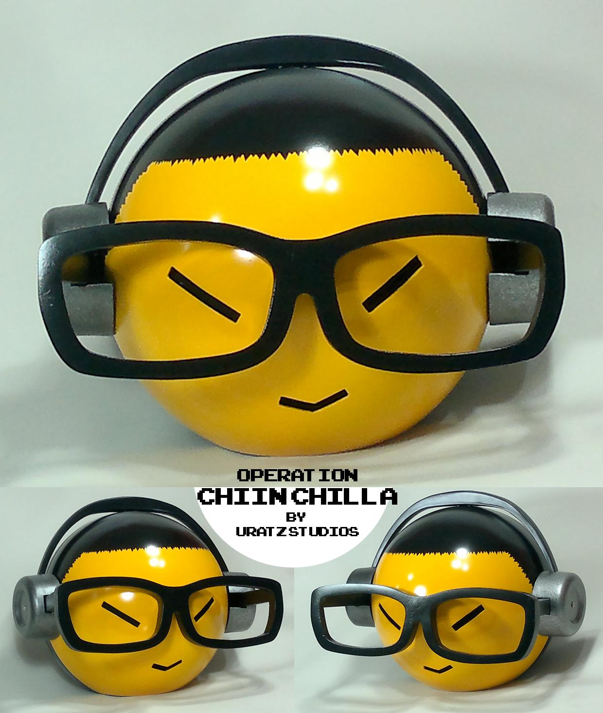 Chiin chilla helmet by uratz studios on deviantart - Uratz studios ...