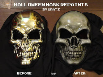 Mask Repaints by Uratz-Studios