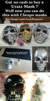 Cheapo Mask Repaint Tutorial