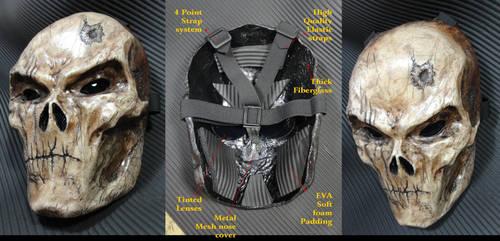 Bone Rios Details by Uratz-Studios