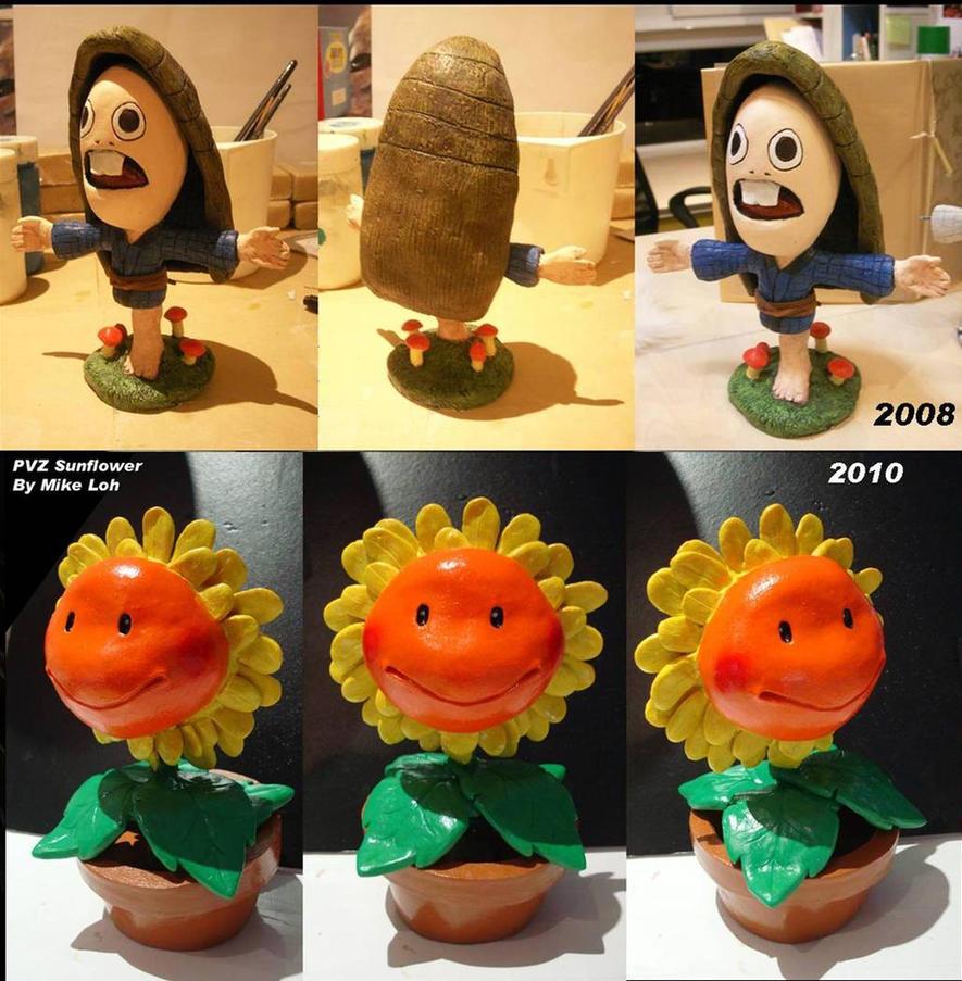 Nobuko yaho n sunflower pvz by uratz studios on deviantart - Uratz studios ...