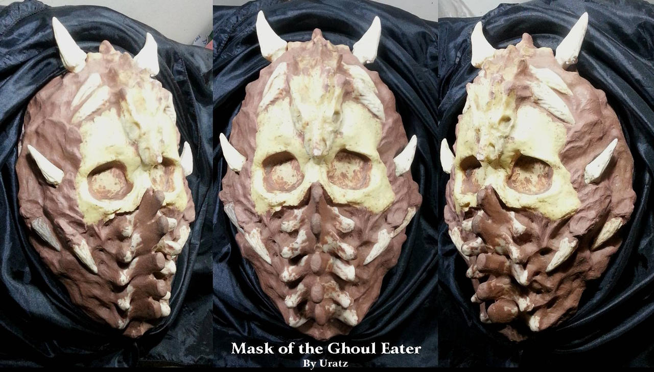 Mask of the ghoul eater by uratz studios on deviantart - Uratz studios ...