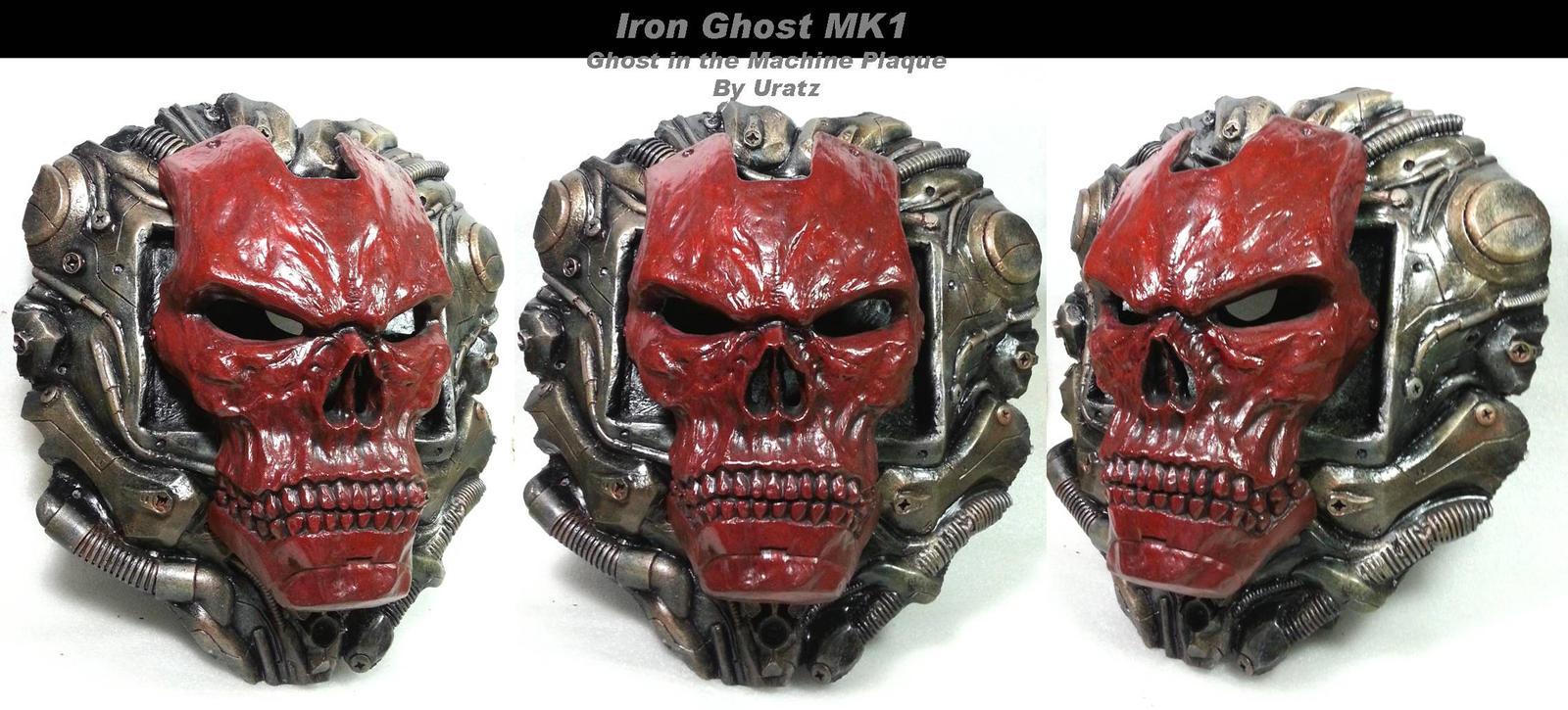 Iron ghost rider project by uratz studios on deviantart - Uratz studios ...