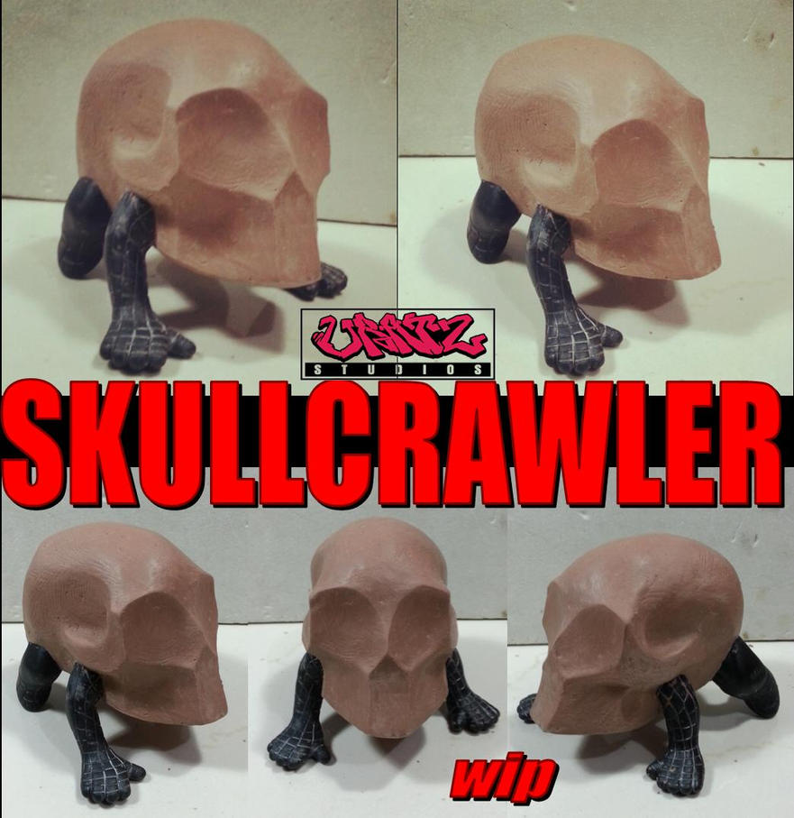 Skullcrawler by uratz studios on deviantart - Uratz studios ...